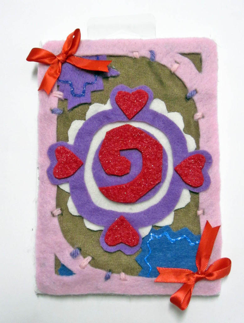 Gift art:  January 2016 Hearthstone card back by Rainbowbubbles