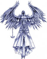 Angel of Retribution by Lordofhjoerring