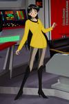 Cadet Rei: Holodeck