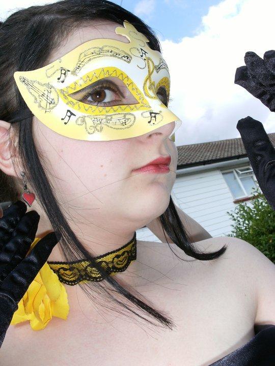 Masquerade by Mai-yumi