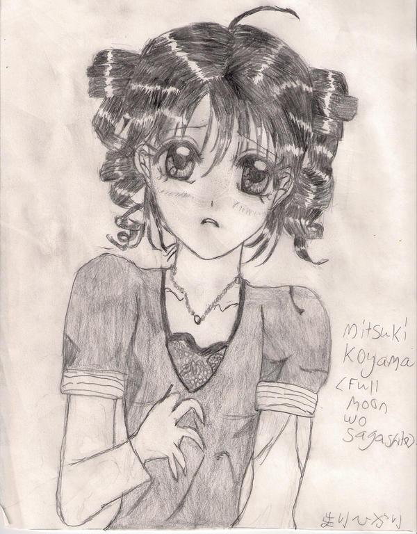 Mitsuki for Pebbled by marihikari