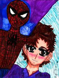 SpiderMan: Homecoming by marihikari