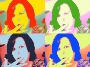 As Andy Warhol