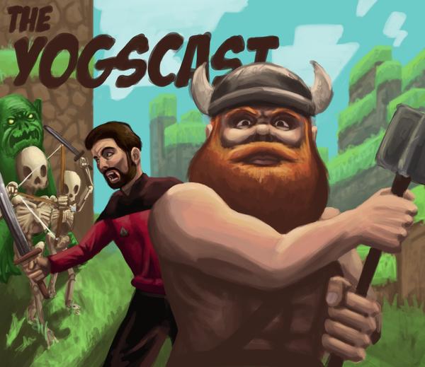 Yogscast by DroppedMyCrayon