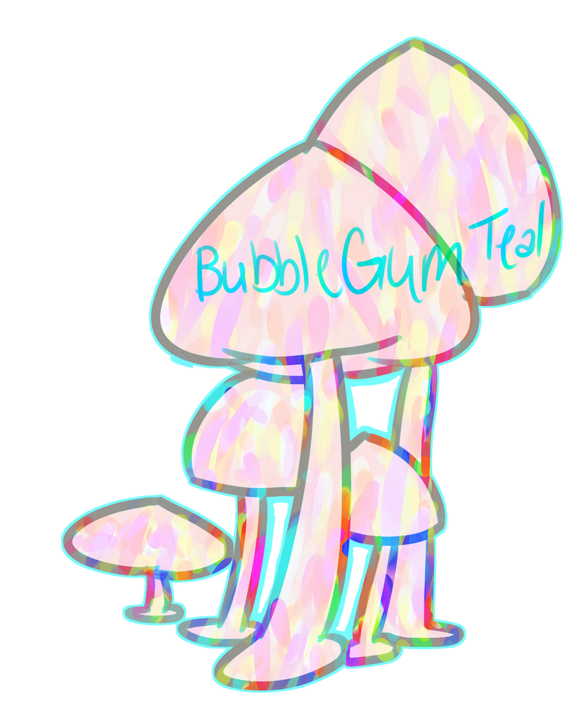 Rooms For Mushrooms by Bubblegumteal