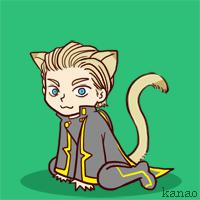 Kitty Clu say Hallo GifAnime by ka-na-o