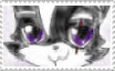 Wolf.Jr Fan Stamp by StarWolf-Saiyan