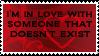 In Love Stamp by PirateLotus-Stock