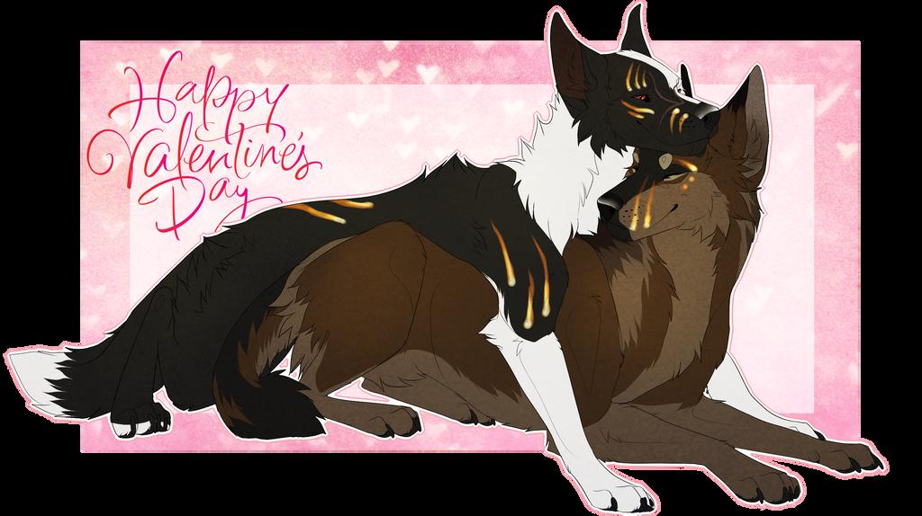 Happy Valentines Day by B0RZOI