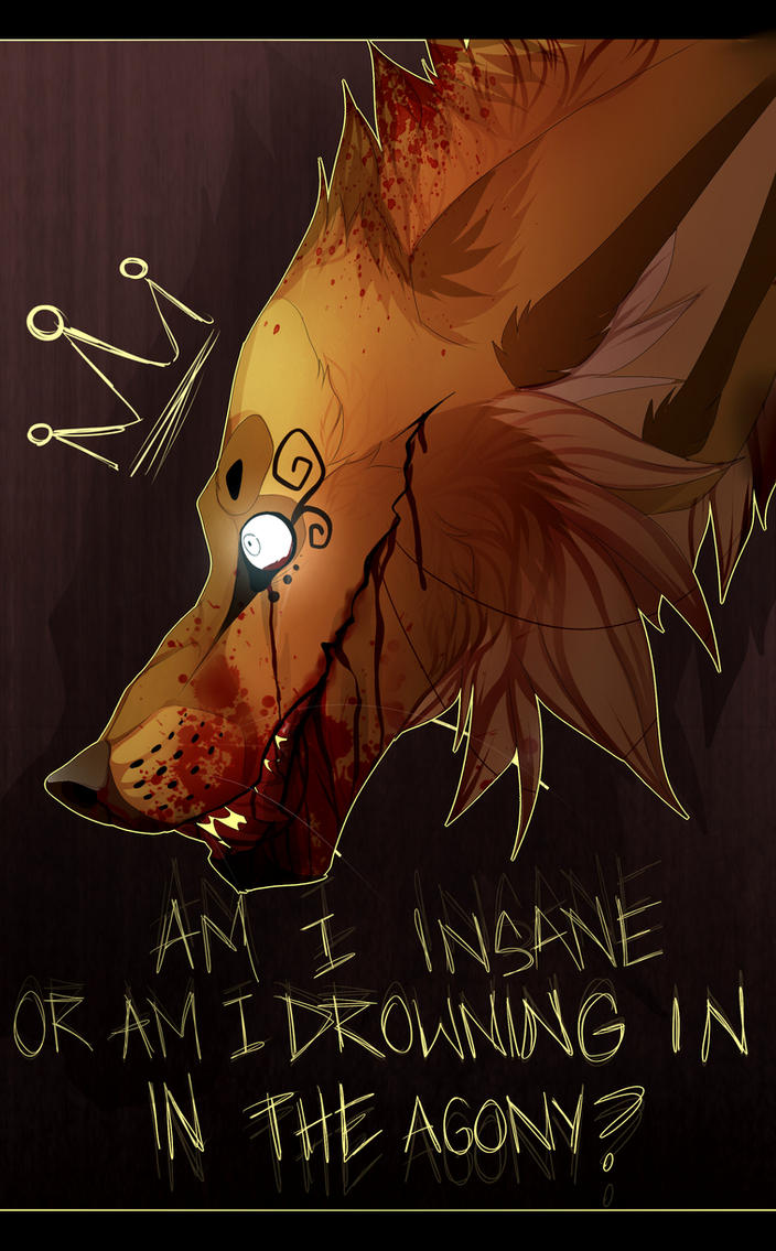 Am I Insane by B0RZOI