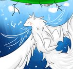 Kitsune waltz by Kazzuku