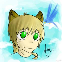 Ame by Kazzuku