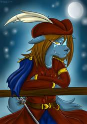 Captain Nelbial by Kazzuku