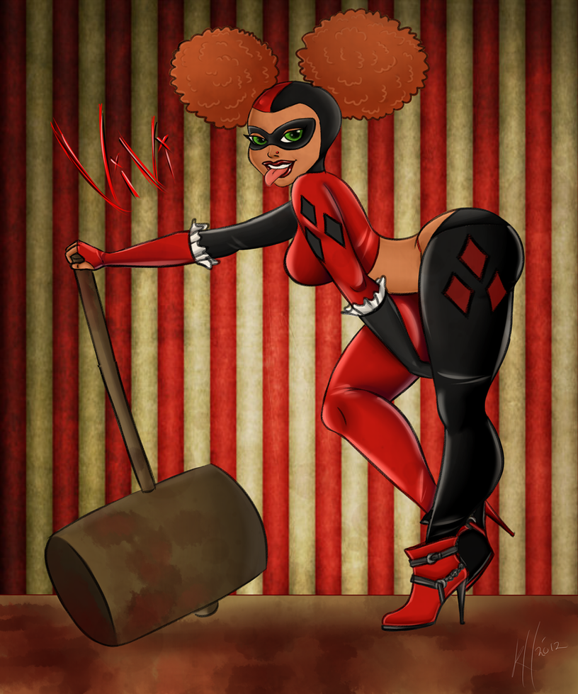 Rev up my Harley by BabyButta