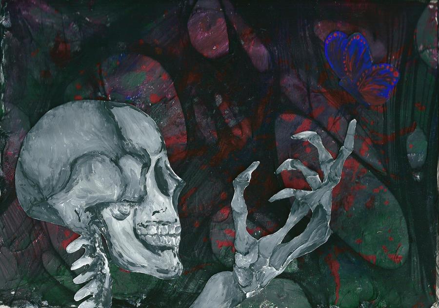 Dead soul, living soul by AnnaBitti