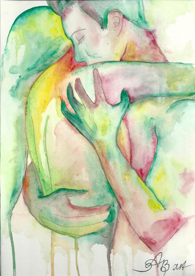 Hold me by AnnaBitti