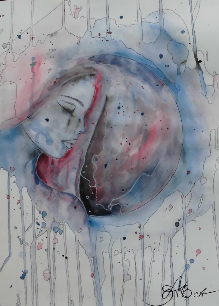 Dreaming by AnnaBitti