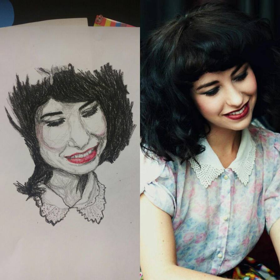 Kimbra Crayon w Referance by Cocoismynumber1food