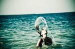 Jucandu-ne cu marea by prunku