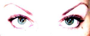 just my eyes