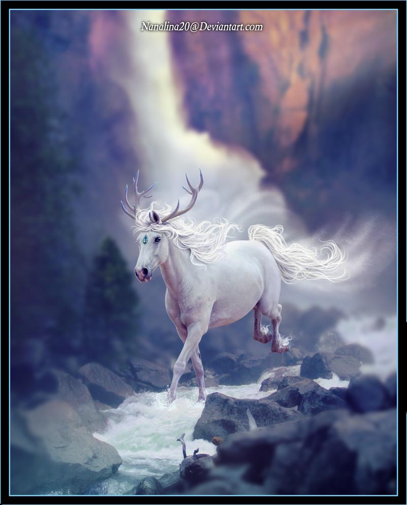 :water spirit- [Art Trade]: