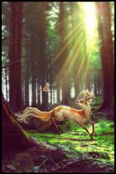 - A nameless bird that sings - by ASTE-RAS