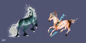 Equine Adoptables - [ Open ]
