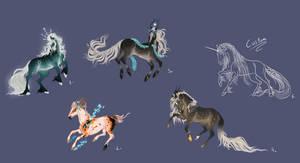 Equine Adoptables - [ 4/5 ] Open