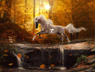 Autumn Realm - [YHH]