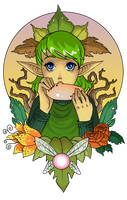 Saria's Song by Lady-Aura