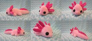 Axolotl Plush
