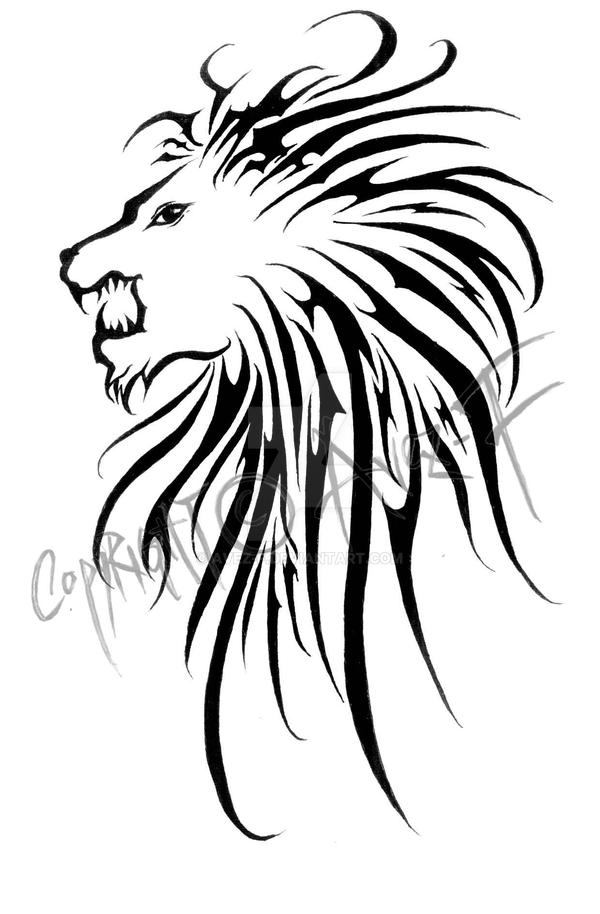 Lion Spirit by Avez-F