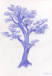 Tree 2009 by Random223