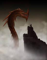 Summoning the dragon by Random223