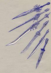 Weaponry 5 by Random223