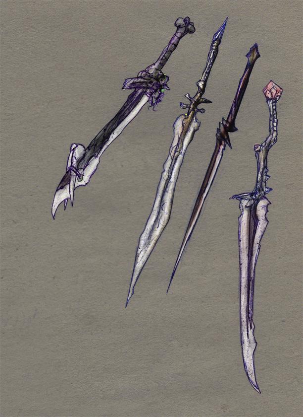 Weaponry4 by Random223