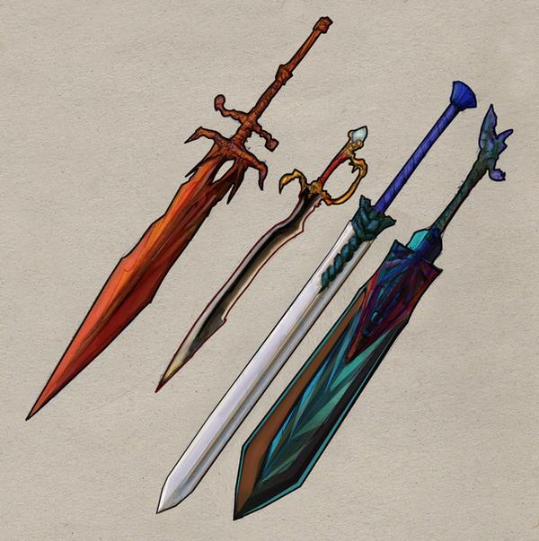 Weaponry 14 by Random223