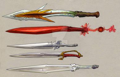 Weaponry 15 by Random223