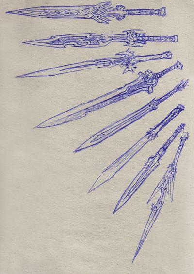 Weaponry 20 by random223