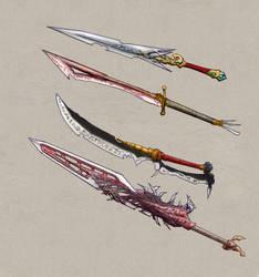 Weaponry 23 by Random223