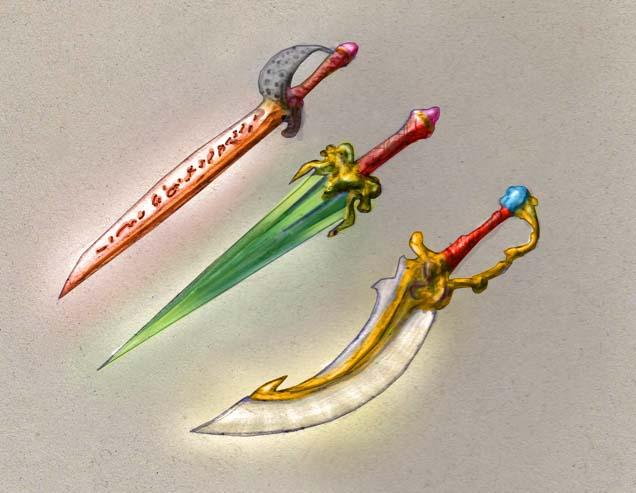 Weaponry 43 by Random223