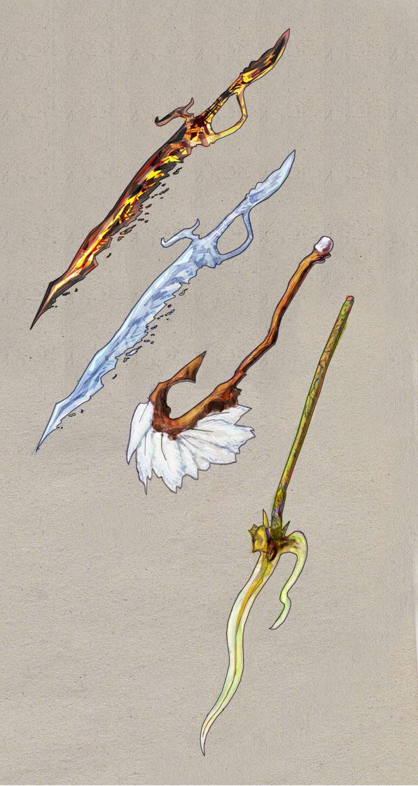 Weaponry 46 by Random223