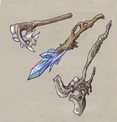 Weaponry 49 by Random223