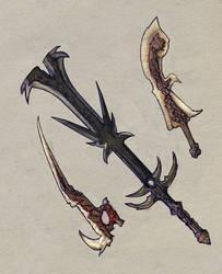 Weaponry 50 by Random223