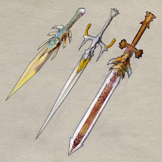 Weaponry 53 by Random223