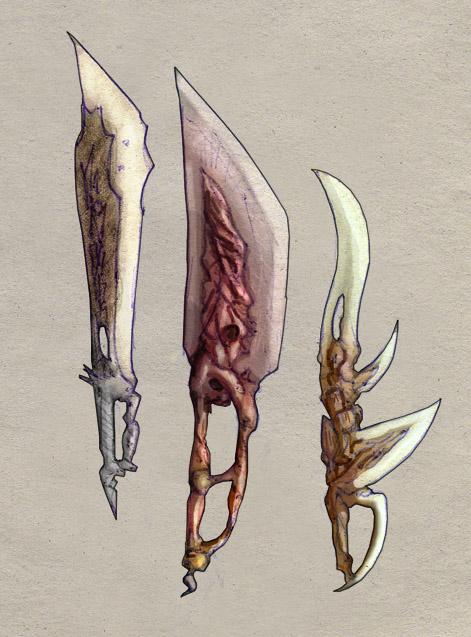 Weaponry 56 by Random223