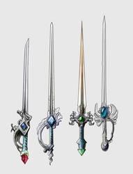 Swords for Silverlegends by Random223