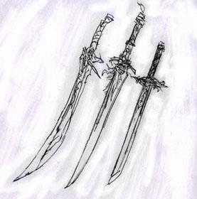 weaponry sketch 79 by Random223