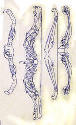 Weaponry sketch 81 by Random223