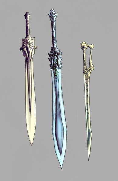 Weaponry 73 - swords. by Random223